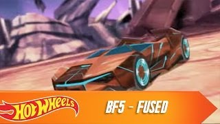Battle Force 5: Fused | Hot Wheels
