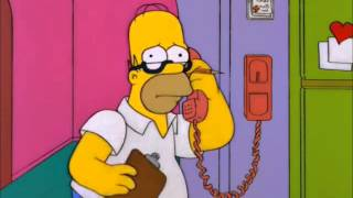 Lenny Nah - The Simpsons