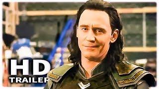 THOR: Ragnarok Loki Trailer (2017) Marvel