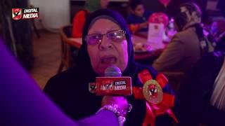 تكريم الأمهات المثاليات بالنادي الأهلي