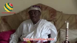 Ahuawoto Savado Lawson Zankli VIII s'exprime sur la prise de la pierre sacrée 2016