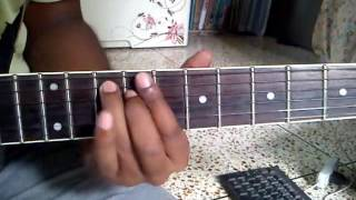 Joto dure solo lesson by Saymon vai