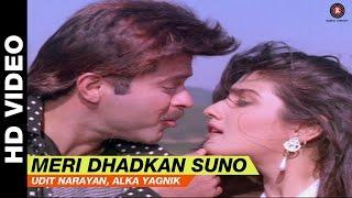 Meri Dhadkan Suno - Laadla | Udit Narayan, Alka Yagnik | Anil Kapoor & Sridevi