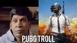 PUBG Tamil Funny Clips Trolls and WhatsApp Status