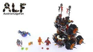 Lego Nexo Knights 70321 General Magmar´s Siege Machine of Doom - Lego Speed Build Review