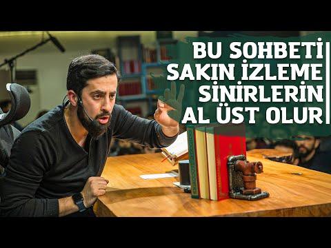Bu Sohbeti SAKIN İzleme Sinirlerin Alt Üst Olur - Mehmet Yıldız