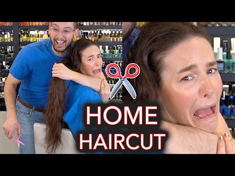 I Let My Boyfriend Cut My Hair The Horror Movie