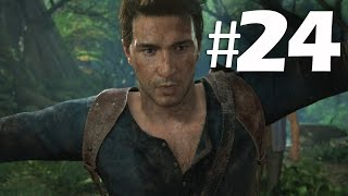 Uncharted 4 A Thief's End Part 24 - Marooned - Gameplay Walkthrough PS4
