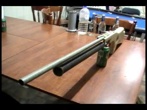 my homemade air rifle piston valve