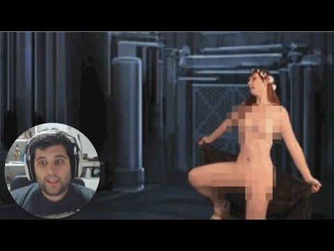 Davy Jones se surpreende com Portal da bucet* - Gameplayrj