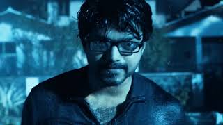 THALAPATHY ft Kaala Rain Fight Background Score | VIJAY | SANTHOSH NARAYANAN