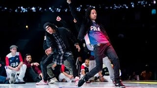 Les Twins (Criminalz Crew) @ KOD 2016 || Final: Hip-Hop Battle (FRANCE) VS (KOREA)