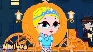 Cinderella & More Fairy Tales for Children | Music Videos & Cartoons for Kids