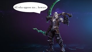 Necromancer Xul Dialogues