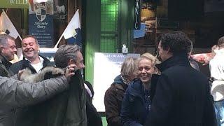 Filming Sherlock in London (Setlock) 2016