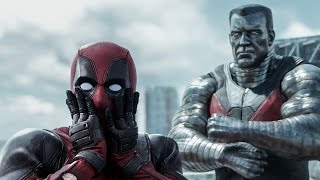 The Scenes That Were Too Dark For Deadpool