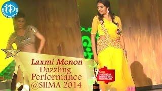 Laxmi Menon Dazzling Dance Performance || SIIMA 2014 || Malaysia