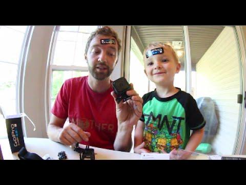 GoPro HERO4 Session UNBOXING & SKATE TEST!
