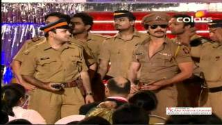 5-[High V/A Q]-shahid kapoor chikni chameli comedy in 18 screen awards 2012 by ravi khanna