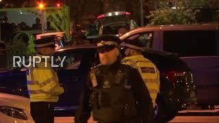 UK: Hostage situation ended after police storm Bermuda Park bowling alley