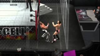 WWE 2K14 - Daniel Bryan vs Shawn Michaels (Hell in a Cell Match - Dream Match)