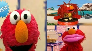 Elmo's World Mouth , Noses And Drums HD