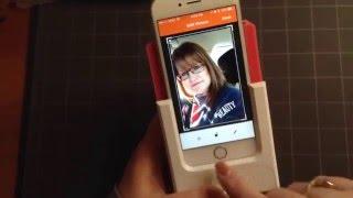 Prynt Máy in hình ảnh cho điện thoại Iphone và Samsung Giá Tốt