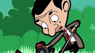 In the Garden   Season 2 Episode 46   Mr. Bean Official Cartoon