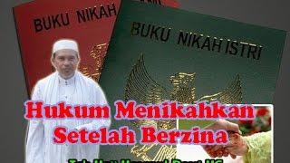 Abu Mudi   Hukum Menikahkan Setelah Berzina