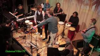 Ani Age - Lokkhi Terra feat. Pandit Dinesh (The Forge, London 18-11-16)