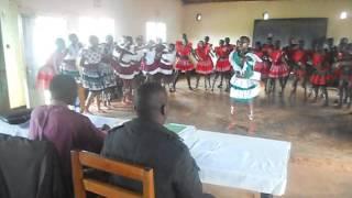 KERERI  GIRLS WITH SUKUMA FOLK SONG 2016