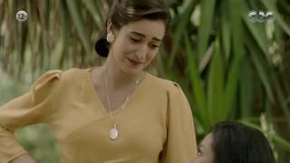 مسلسل ليالي أوجيني | كاريمان رجعت لحياتها الطبيعية مع بنتها ليلى .. لكن حصلت مفاجأة