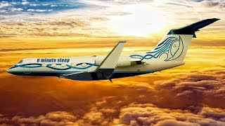 PRIVATE JET WHITE NOISE | Focus, Study, Write, Read, Work, Sleep | 10 Hours Airplane Sounds
