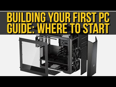 Building Your First PC: A Complete Beginners Guide to Getting Started