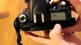 Nikon D90 DSLR Camera Review 2012