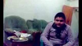 مجد البيروني_ بتمك كلمة مع مواويل( فيديو خاص).3gp