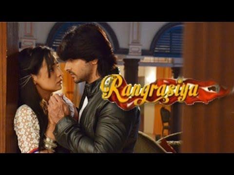 EXCLUSIVE -- Sanaya Irani in Nautanki Film's Rang Rasiya - First Look Pictures