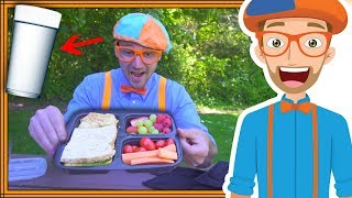 Detective Blippi Video for Children | Police Videos for Kids