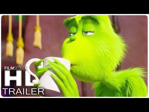 Xxx Mp4 EL GRINCH Trailer Oficial Español 2018 3gp Sex