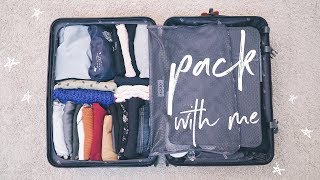 How to Pack Like a Pro   1 Week in Japan