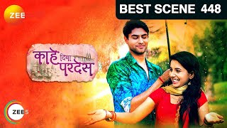 Kahe Diya Pardes - काहे दिया परदेस - Episode 448 - August 19, 2017 - Best Scene