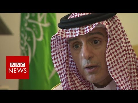 Xxx Mp4 Yemen Crisis Saudi Foreign Affairs Minister Speaks Out BBC News 3gp Sex