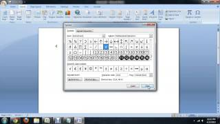 How to Type Numbers With the Square Root Symbol Using Microsoft Word : Tech Niche