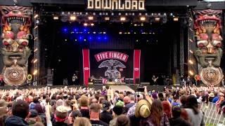 Five Finger Death Punch - June 12th, 2015 - Castle Donington, England (Download Festival)