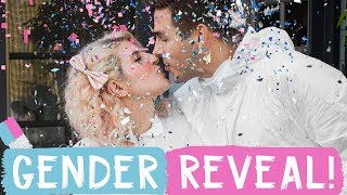 Gender Reveal!! | OMG We