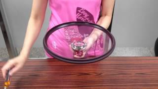 KOR.PAN無煙鍋-鍋蓋組裝