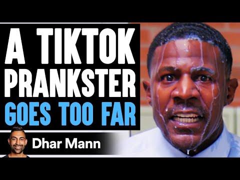 TikTok PRANKSTER Goes TOO FAR He Instantly Regrets It Dhar Mann