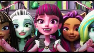 Monster High Electrified (Eng) Part 2