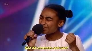 Jasmine Elcock cantando Believe - Cher