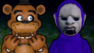 FREDDY PLAYS: Slendytubbies 3 (Part 1) || SOMETHING IS WRONG WITH THE CUSTARDS!!!